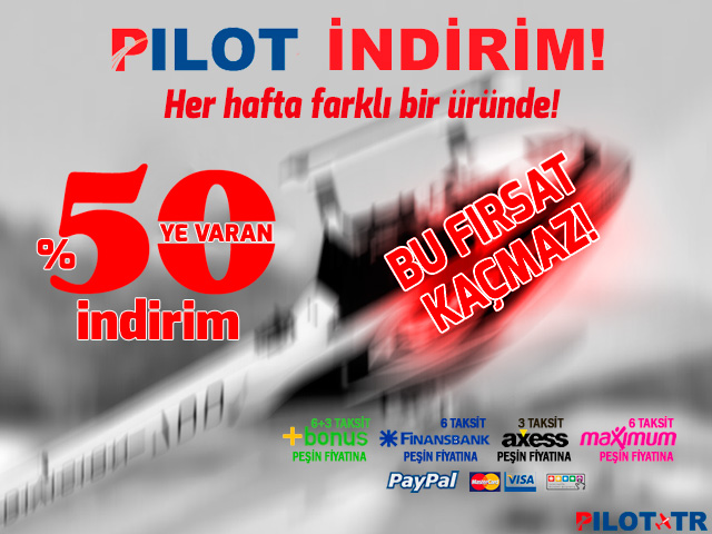 Pilot TR | Her haf