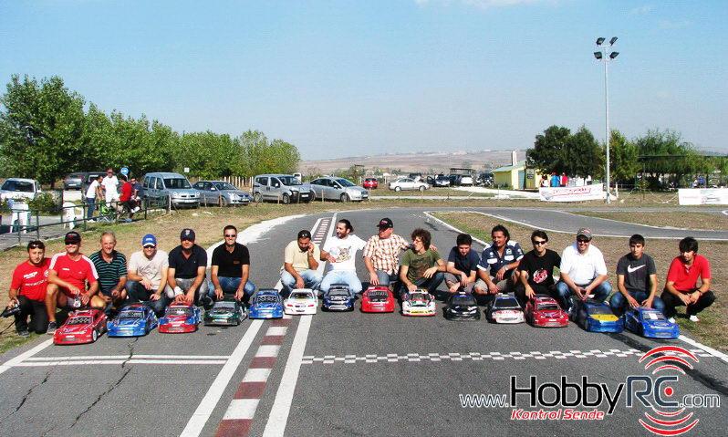 2017 HobbyRC 1/5 Şampiyonası Yarış Tarihi ve Katılım Şartları