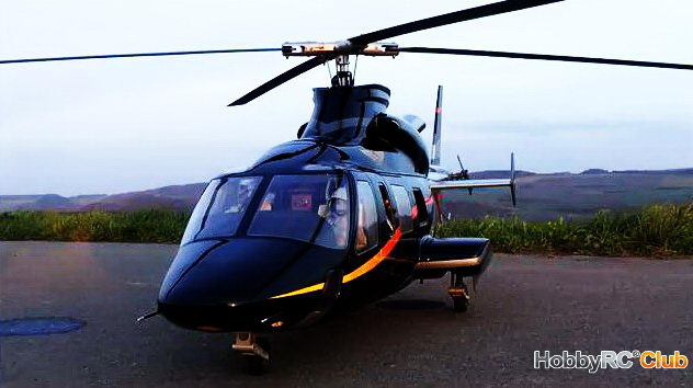 Turbine Powered RC Helicopter | RC Heli Resource