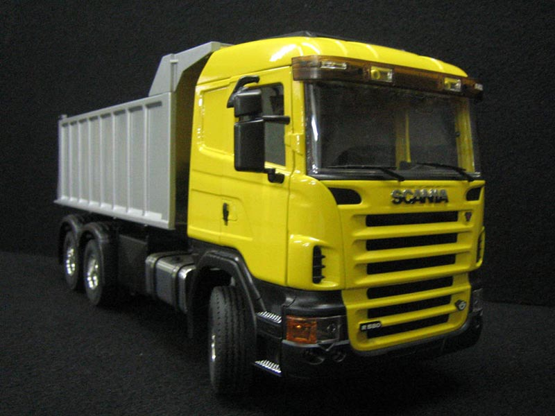 Wedico Scania Highline �e