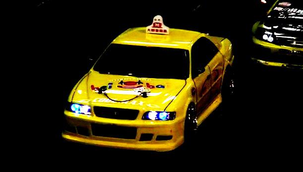 Drift Taxi | SSR