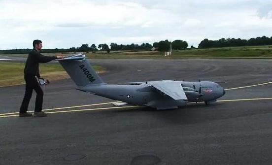 4 metrelik canavar | Airbus A400M
