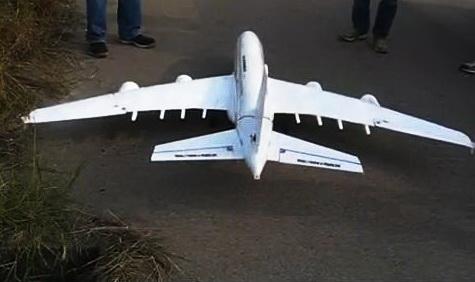 A380 Crash !!